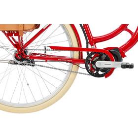 Ortler E-Summerfield 7-vaihteinen Naiset, classic red